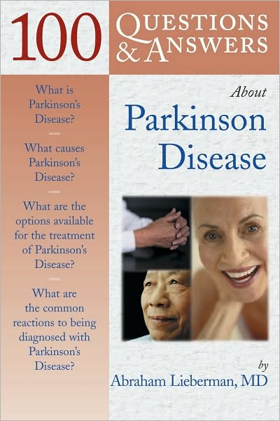 Book Cover for 100 Questions About Parkinson's