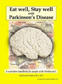 Book cover for Eat Well, Stay Well with Parkinson's Disease