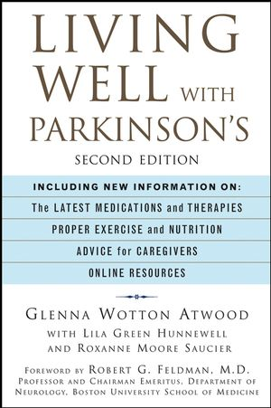 Book Cover for Living Well With Parkinson's