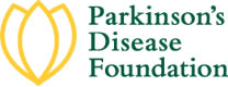 Logo for the Parkinson's Disease Foundation